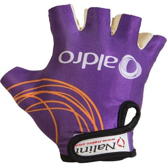 Nalini Aldro Cycling Team 2017 Short Finger Gloves - Cycling Team