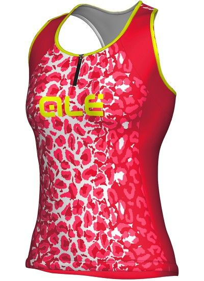 Alé Ale Agguato Lady Top Womens Cycling Top Pink