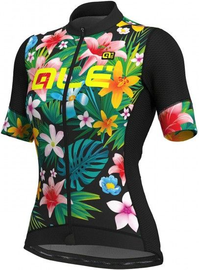 Alé Ale Sartana Lady Short Sleeve Cycling Jersey Colorful