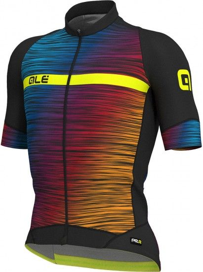 Alé Ale The End Short Sleeve Cycling Jersey Multicolor