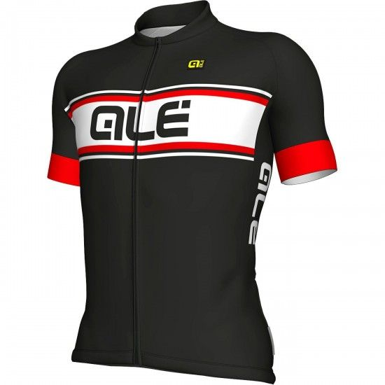 Alé Ale Vetta Short Sleeve Cycling Jersey Black/Red