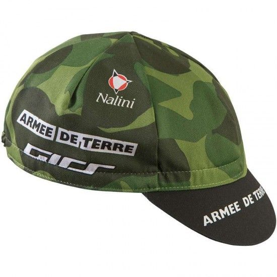 Nalini Armee De Terre 2018 Race Cap - Professional Cycling Team