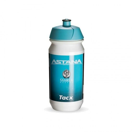 Tacx Astana 2019 Water Bottle 500 Ml - Professional Cycling Team