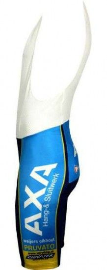 Nalini Axa/Pruvato 2004 Short (Bib-Short) - Professional Cycling Team
