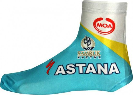 Nalini Astana 2010 Professional Cycling Team - Cycling Overshoe / Shoe Cover