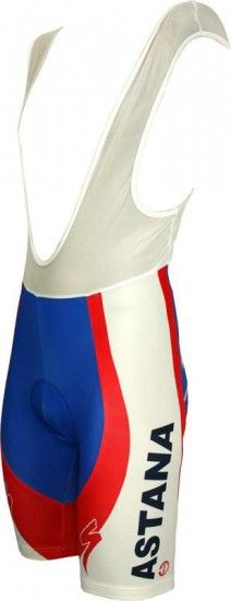 Nalini Astana Slovenian Champ 2010 Professional Cycling Team - Cycling Bib Short