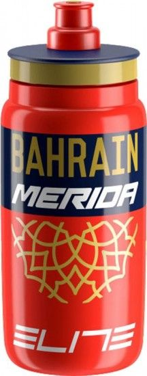 Elite Bahrain Merida 2018 Water Bottle 550 Ml - Professional Cycling Team