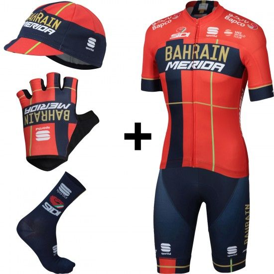 Sportful Bahrain Merida 2019 Super Set