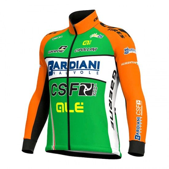 Alé Bardiani Csf 2018 Winter Cycling Jacket - Ale Professional Cycling Team