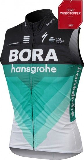 Sportful Bora-Hansgrohe 2018 Cycling Gilet - Professional Cycling Team