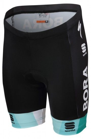 Sportful Bora-Hansgrohe 2019 Kids Cycling Shorts - Professional Cycling Team