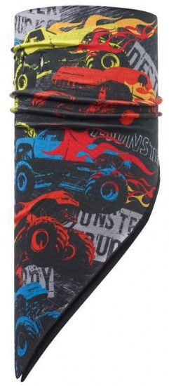 Buff Kids Bandana Polar Monster