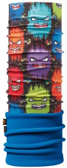 Buff Kids Polar Tubular Cloth Terrifying / Harbor