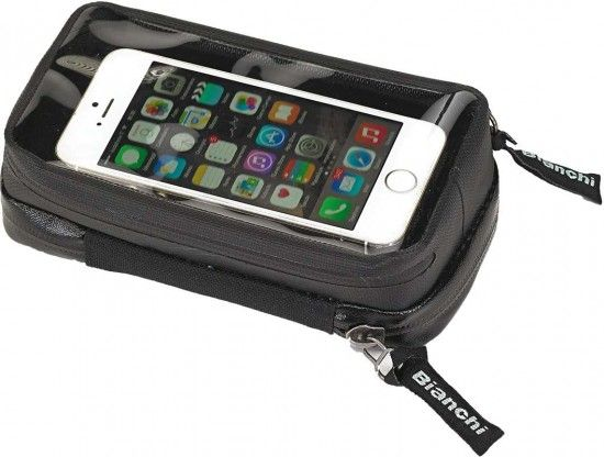 Bianchi Rider Window Wallet Waterproof Phone Bag