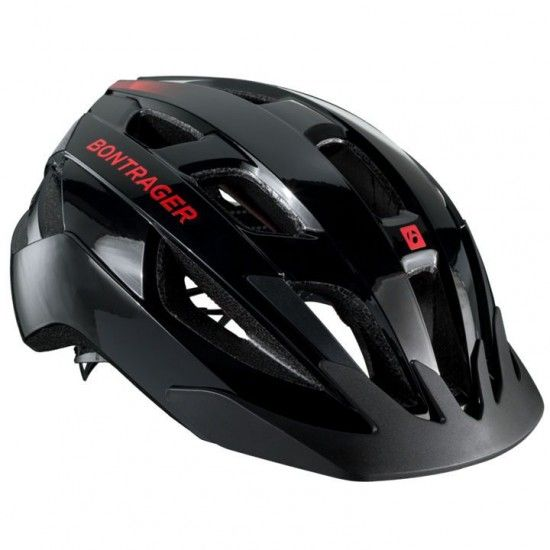 Trek / Bontrager Bontrager Solstice Cycling Helmet Black/Red