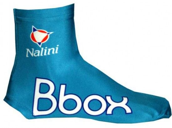 Nalini Bouygues Télécom 2009 Professional Cycling Team - Cycling Overshoe / Shoe Cover
