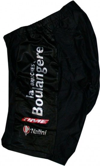 Nalini Brioches La Boulangere 2004 Cycling Set For Kids (Jersey, Trousers, Headband) - Professional Cycling Team