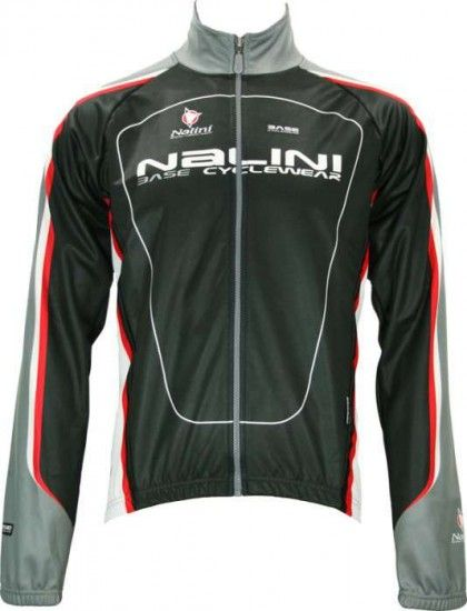 Nalini Calce Black - Cycling-Jacket (Winter-Jacket) - Classic Cycling Clothing