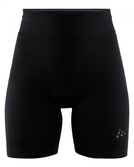 Craft Fuseknit Bike Boxer Womens Black (With Seat Pad) (1907453-999000)