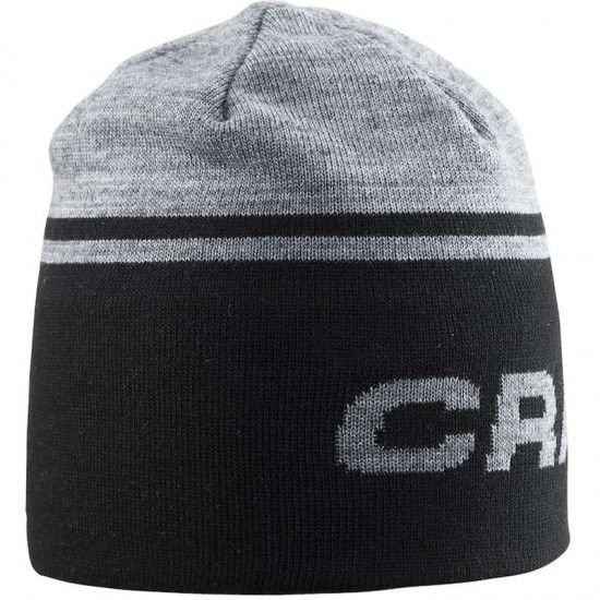 Craft Logo Hat Black/Gray (1903619-9975)