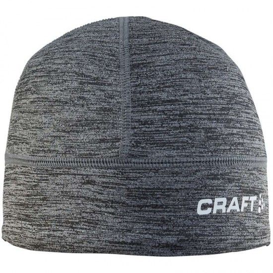 Craft Light Thermal Hat Grey Melange (1902362-1975)