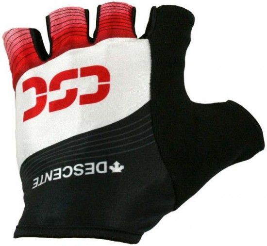 Descente Csc 2006 Gloves (Short Finger) - Professional Cycling Team