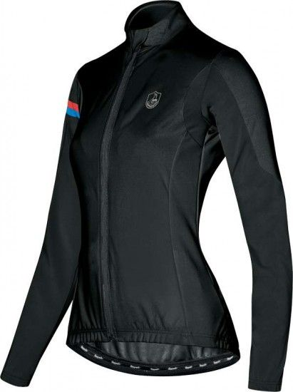Campagnolo Lady Windproof Jacket Copake Black