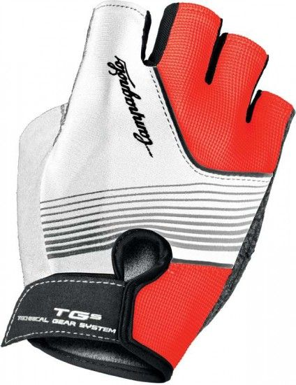Campagnolo Short Finger Gloves Boost Red