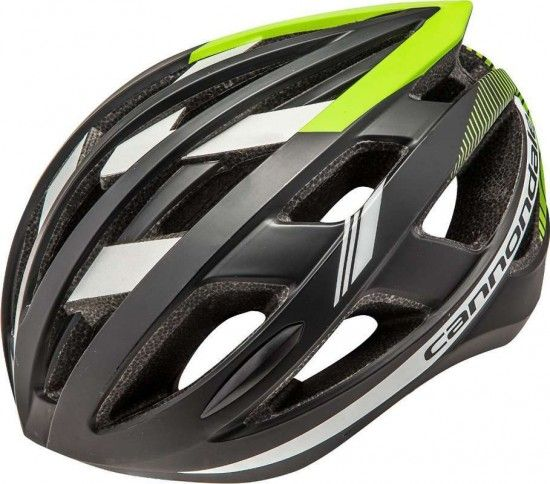 Cannondale Caad Cycling Helmet Black/Green