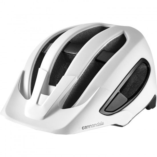 Cannondale Hunter Cycling Helmet White/Matt