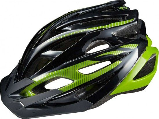 Cannondale Radius Cycling Helmet Green/Black