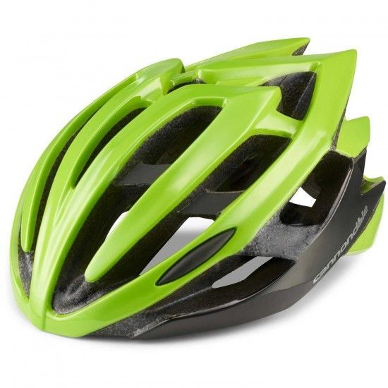 Cannondale Teramo Cycling Helmet Green/Black (E18)
