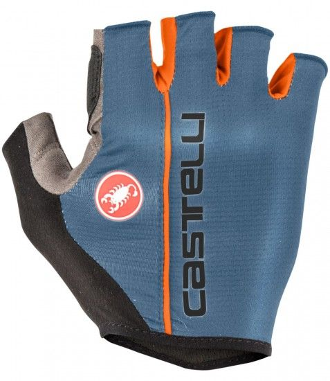 Castelli Circuito - Short Finger Cycling Gloves Light Steel Blue