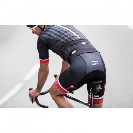 Castelli Volo - Cycling Shorts Black/White