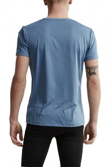Craft Essential Rn Ss Short Sleeve Base Layer Blue (1906052-139316)