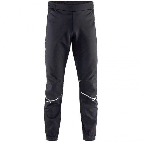 Craft Force Pant Softshell Functional Trousers Black (1905250-999900)