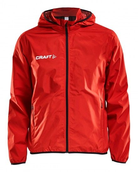 Craft Jacket Rain Waterproof Cycling Jacket Red (1905984-1430)