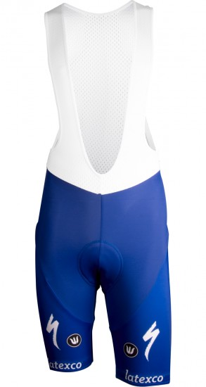 Vermarc Deceuninck-Quick-Step 2019 Cycling Bib Shorts - Professional Cycling Team