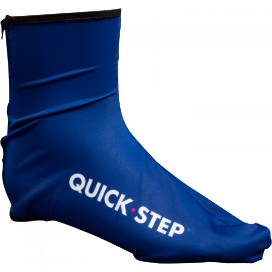 Vermarc Deceuninck-Quick-Step 2019 Time Trial Overshoes - Professional Cycling Team