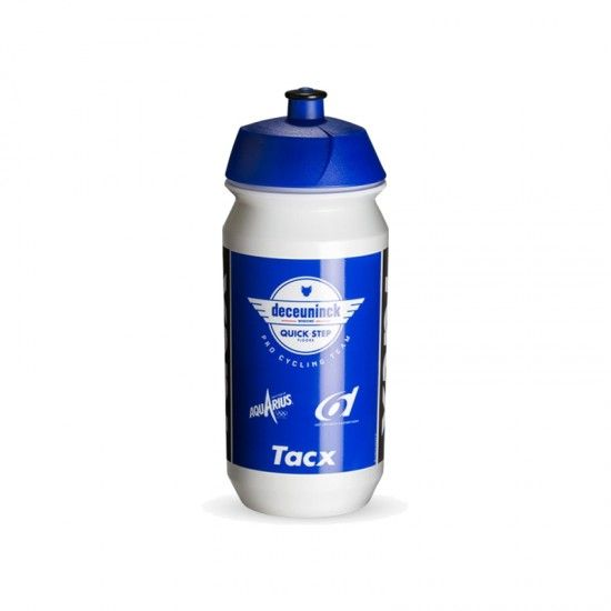 Tacx Deceuninck-Quick-Step 2019 Water Bottle 500 Ml - Professional Cycling Team