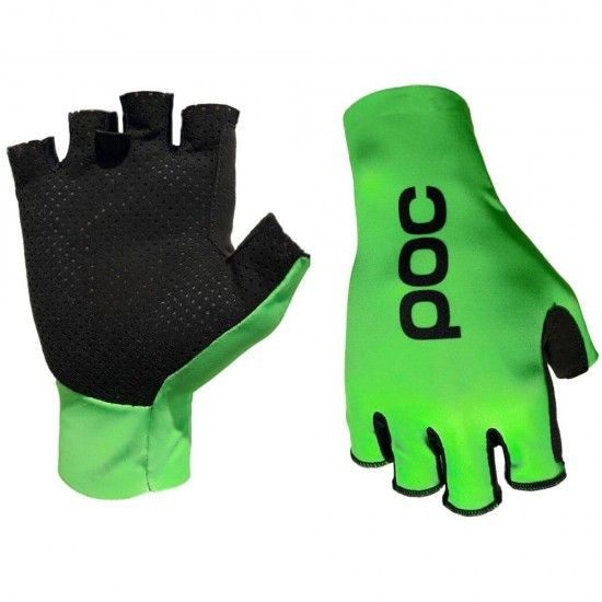 Poc Ef Education First - Drapac 2018 Short Finger Cycling Gloves - Professional Cycling Team