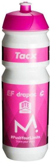 Tacx Ef Education First - Drapac 2018 Water Bottle 750 Ml - Professional Cycling Team