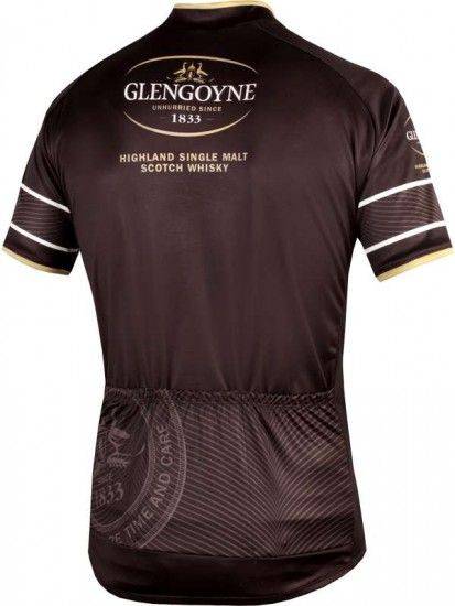 Endura Short Sleeve Jersey Glengoyne Whiskey (E3103Bk)