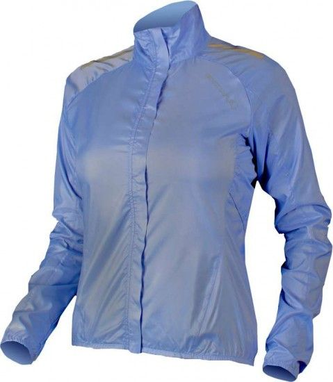 Endura Womens Windproof Jacket Wms Pakajak Sky Blue