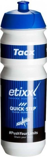 Tacx Etixx-Quickstep 2016 Water Bottle 750 Ml - Professional Cycling Team