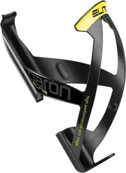 Elite Bottle Cage Paron Race Black-Matte/Fluo-Yellow