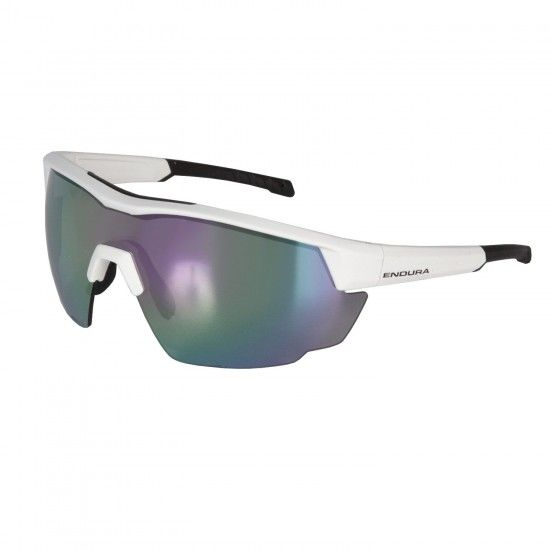 Endura Fs260-Pro Eyewear Glasses White - 3 Lens Set (E1171Wh)