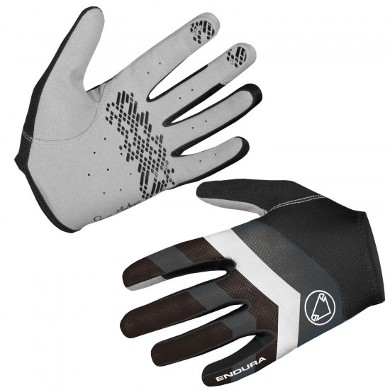 Endura Hummvee Lite Ii Long Finger Mtb Gloves Black (E1204Bk)