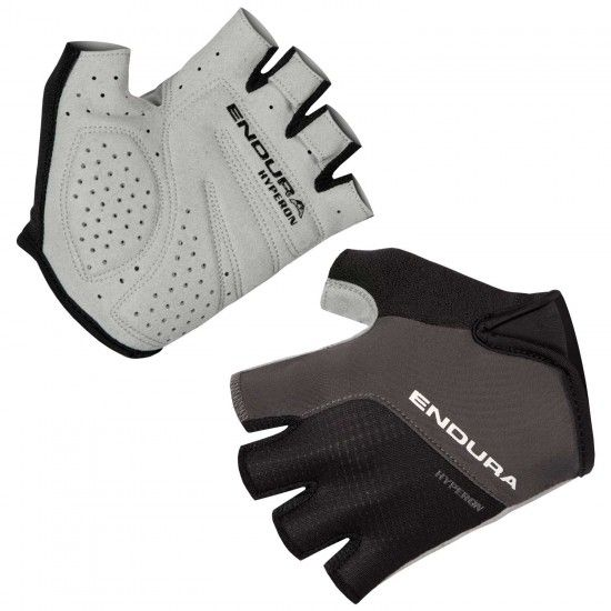 Endura Hyperon Ii Short Finger Cycling Gloves Black (E1167Bk)