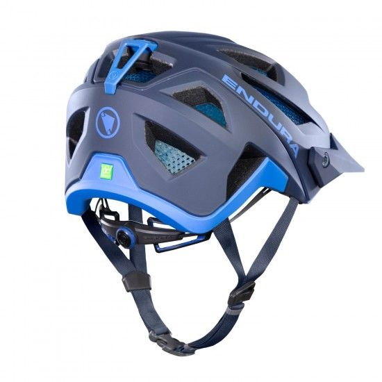 Endura Mt500 Cycling Helmet Navy Blue (E1506Na)